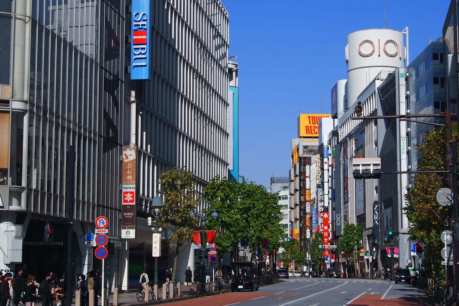 ShibuyaDogenzaka_渋谷道玄坂